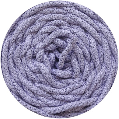Cotton Air 5 mm Lila