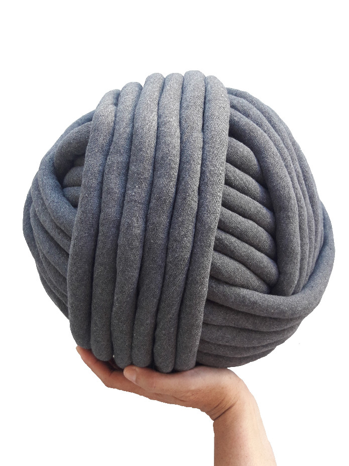 BIG COTTON GRIS PLOMO