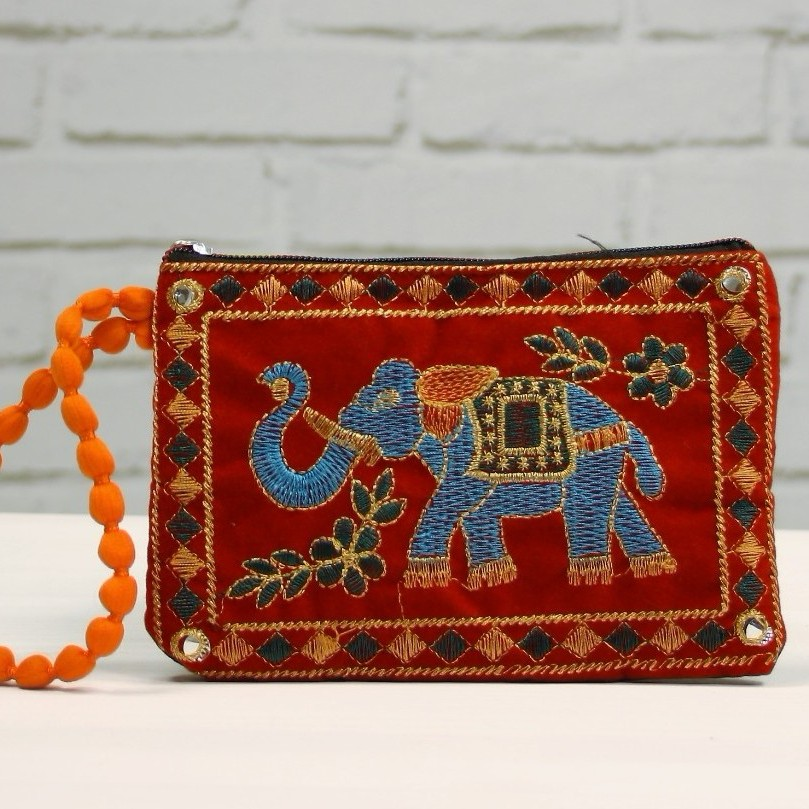 Monedero de India Elephant
