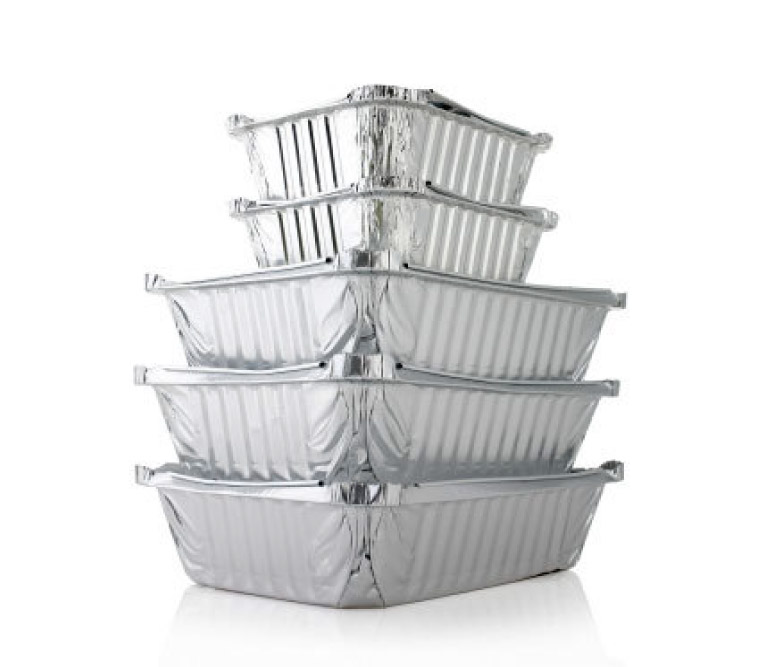 Foil Trays with Lids