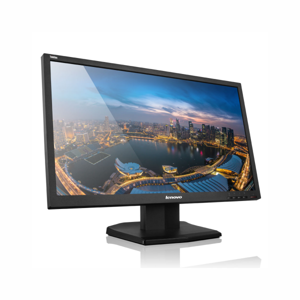 "Monitor Lenovo 24"" LED LT2423"