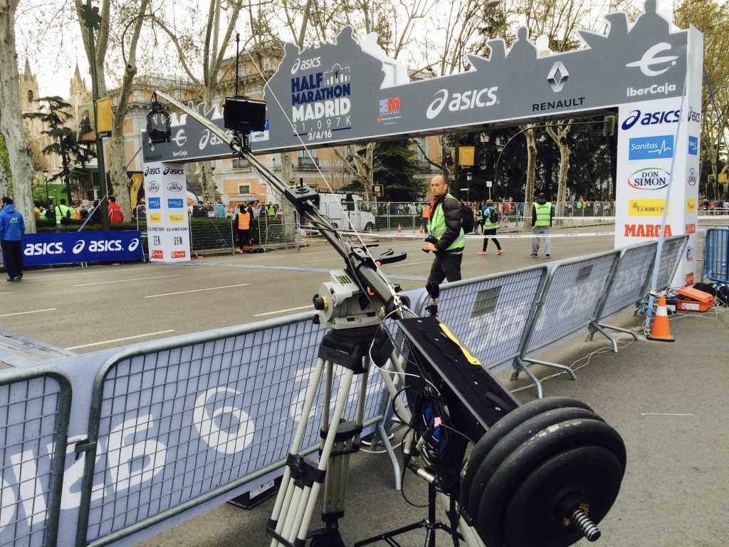MEDIA MARATON MADRID ASICS 2016-17
