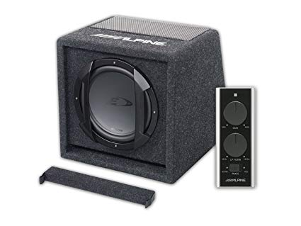 subwoofer 8 alpine swe 815. Black Bedroom Furniture Sets. Home Design Ideas