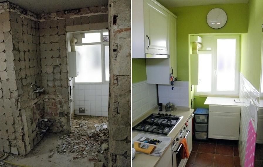 Reformas de cocinas en mallorca montaje de muebles de for Muebles de cocina en mallorca