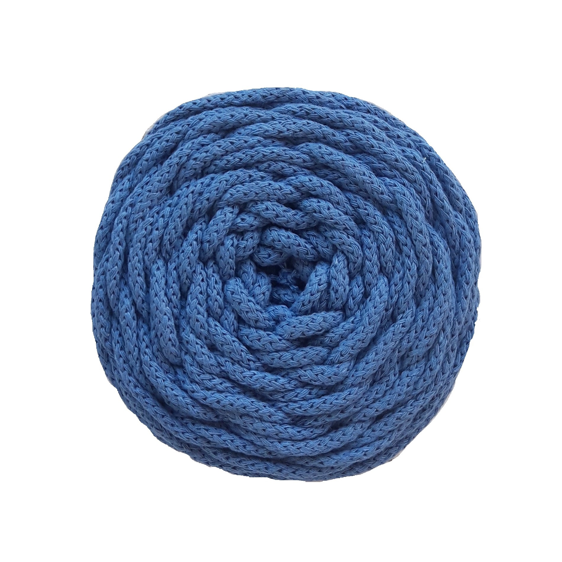 Cotton Air 5 mm Azul Piedra