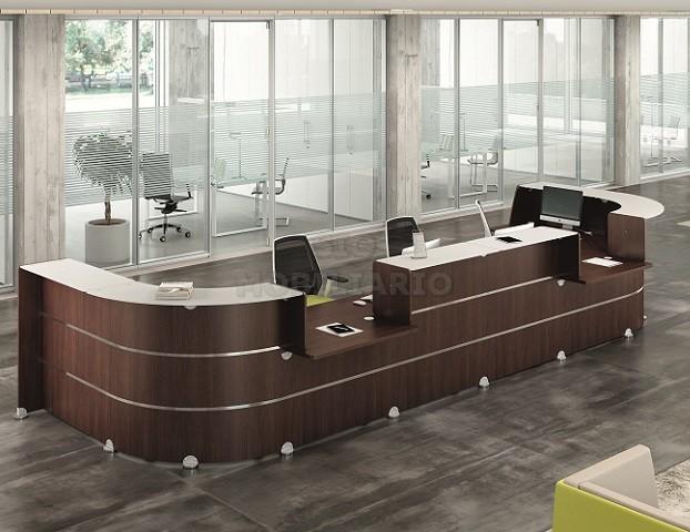 Sio mobiliario oficina madrid mostradores de recepcion for Mobiliario oficina madrid
