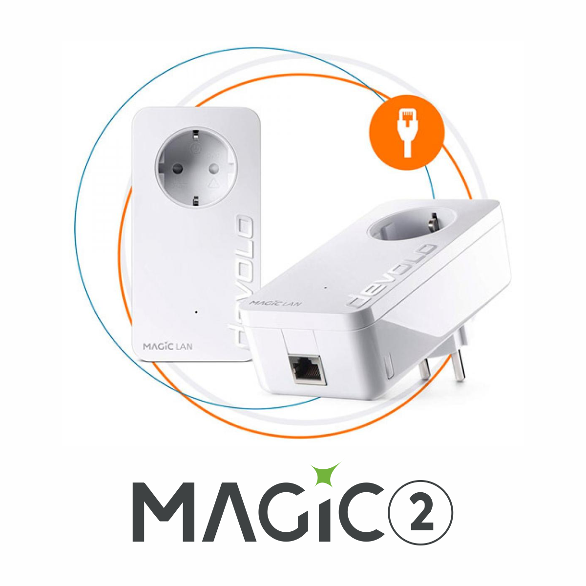Adaptador Devolo Magic 2 LAN 1-1-2