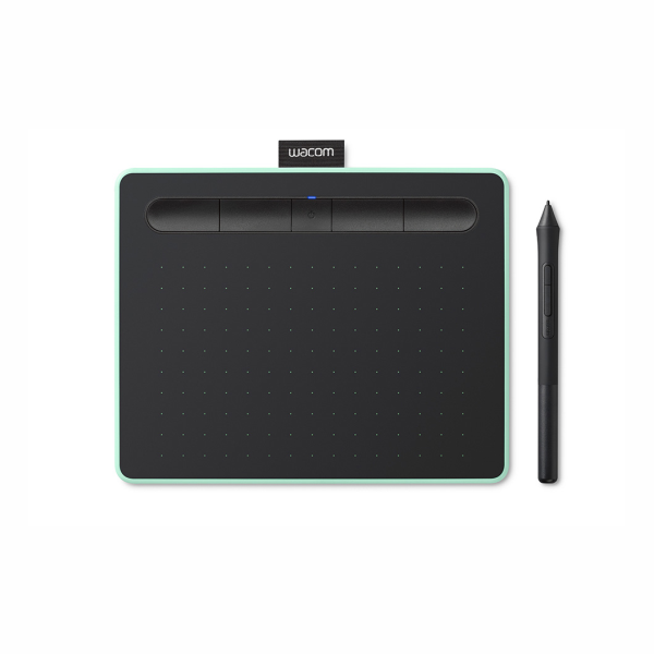 Tableta Wacom Intuos Bluetooth Verde