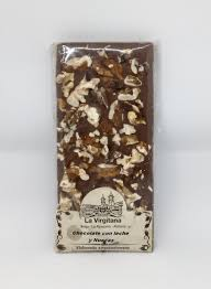 Tableta Chocolate negro ecológico con nueces  Bio