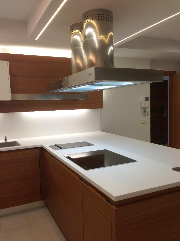 Muebles de cocina Tenerife Ecocasa Salvarani Cocinas