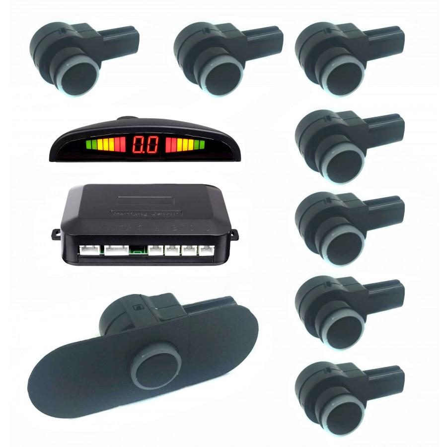 Kit Sensores Parking tipo original (8 sensores)