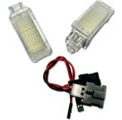 Kit Leds Luz cortesía Can-Bus VOLKSWAGEN AUDI SEAT SKODA