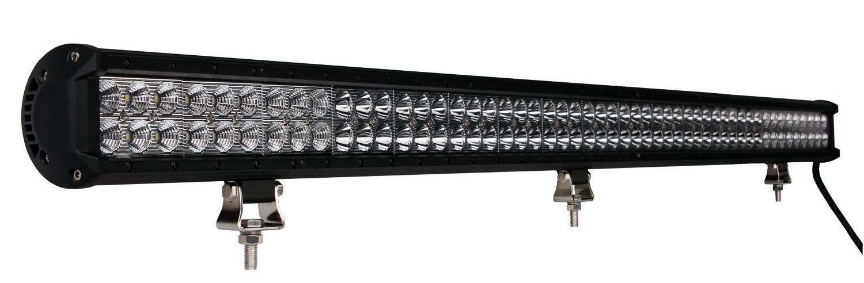 """Faro barra LED - doble fila, 306W 47"""", combo"""