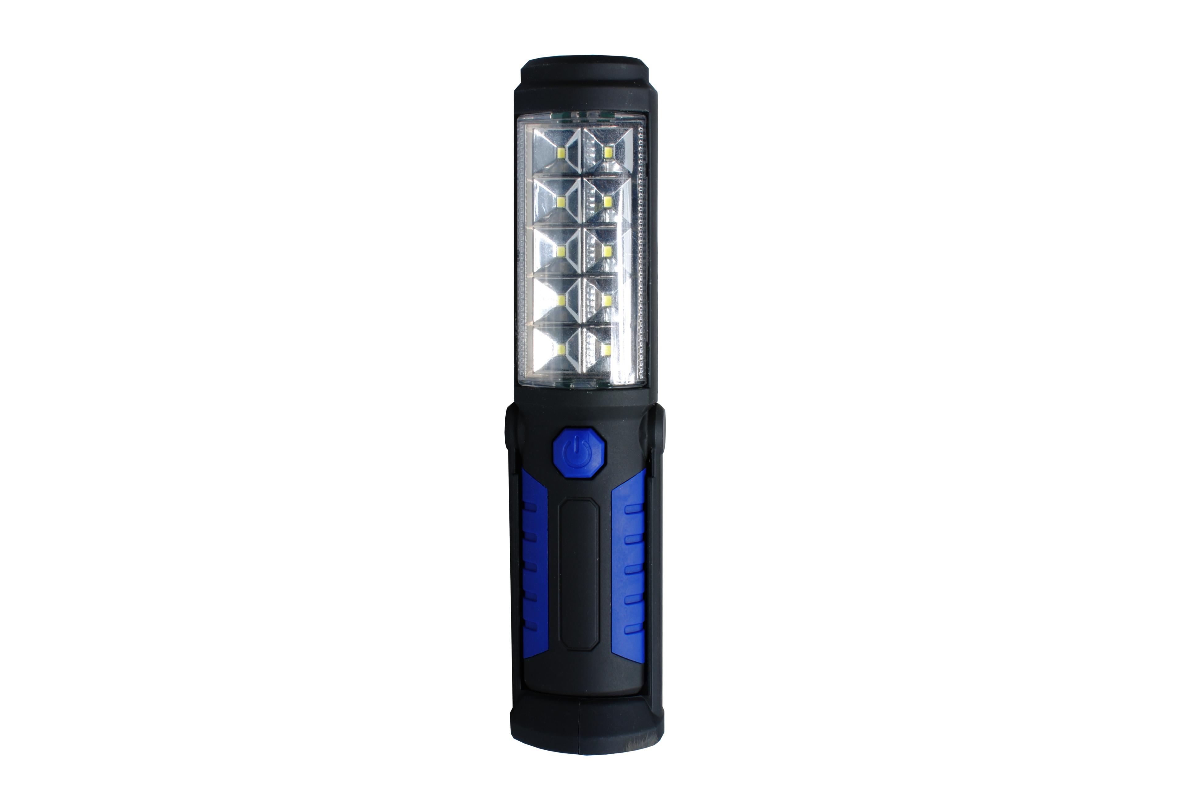 Linterna de LED 10+1 SMD 3xAA