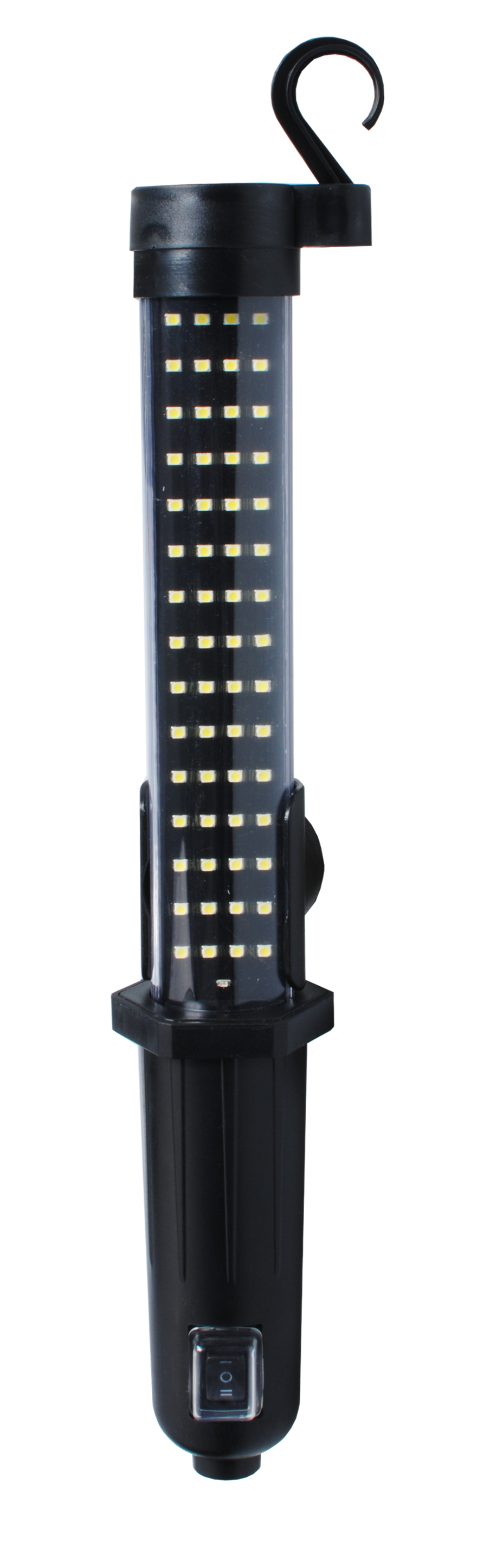 Linterna de LED 60 + 17 SMD recargable