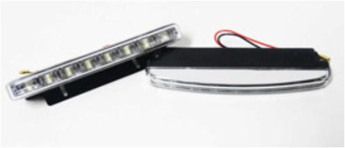 Juego Módulos LUZ DIURNA 8 LEDS