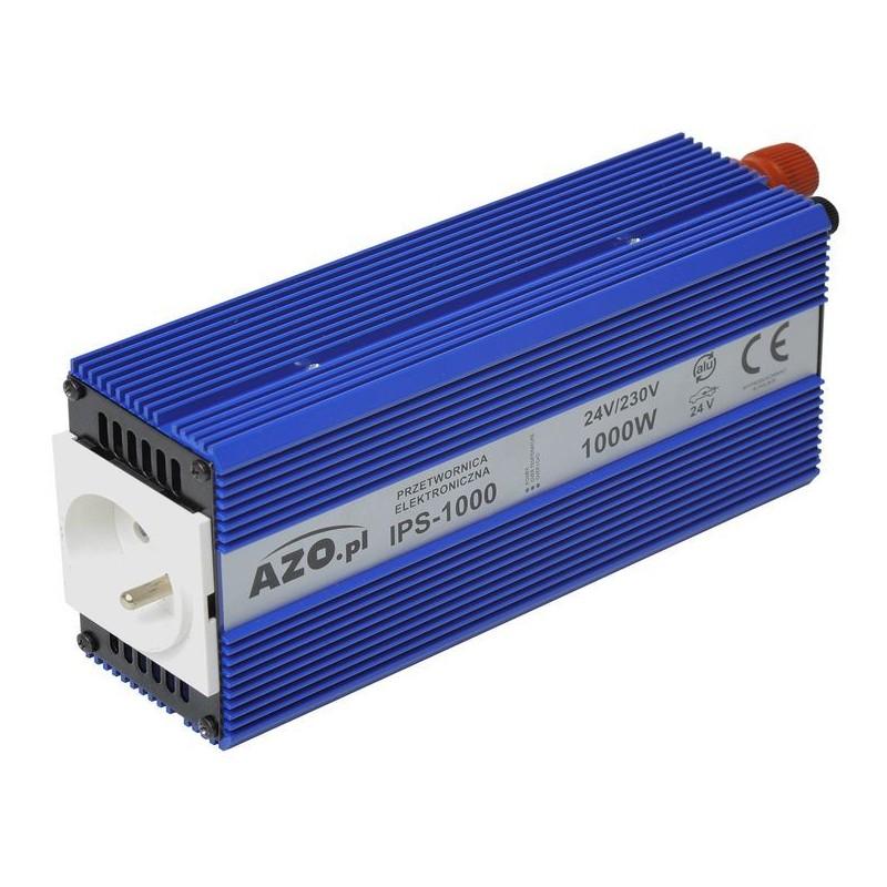 Transformador 24V a 220V 1000W