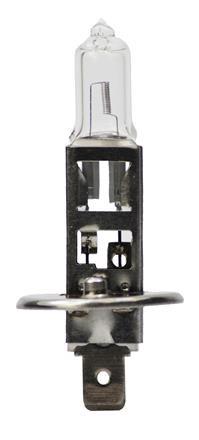 1 Bombilla halógena H1 12V 55W P14,5S E13