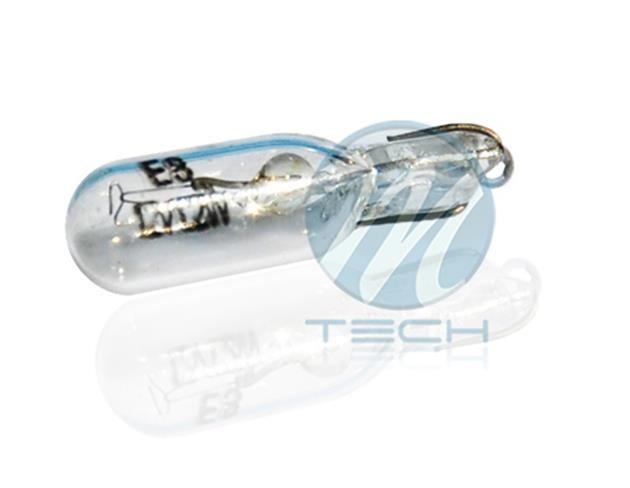 1 Bombilla halógena T5 12V/1.2W