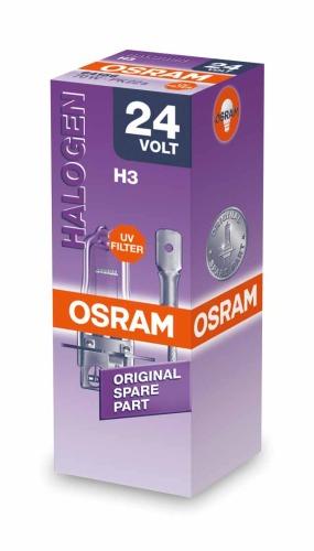 Osram 64156 [Original 24V] H3 24V 70W (PK22s)