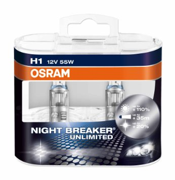 Osram 64150NBU-HCB [NIGHT BREAKER® UNLIMITED] H1 1
