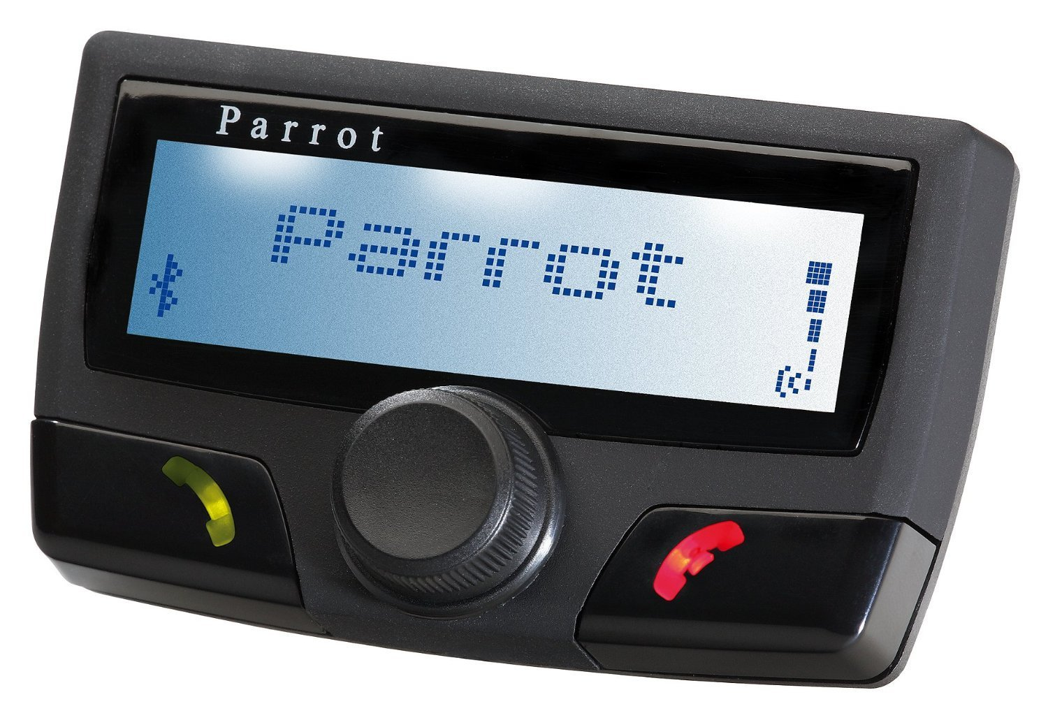 Parrot CK3100 LCD - Manos libres Bluetooth negro