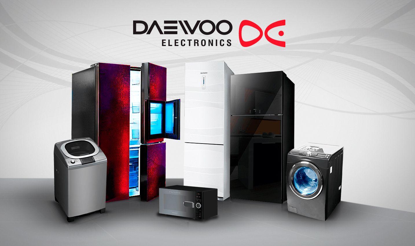 نمایندگی تعمیرات دوو Daewoo 