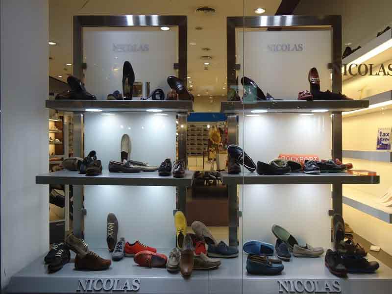 Nicolas calzados nicolas zapaterias tienda zapatos - Zapateria casas outlet ...
