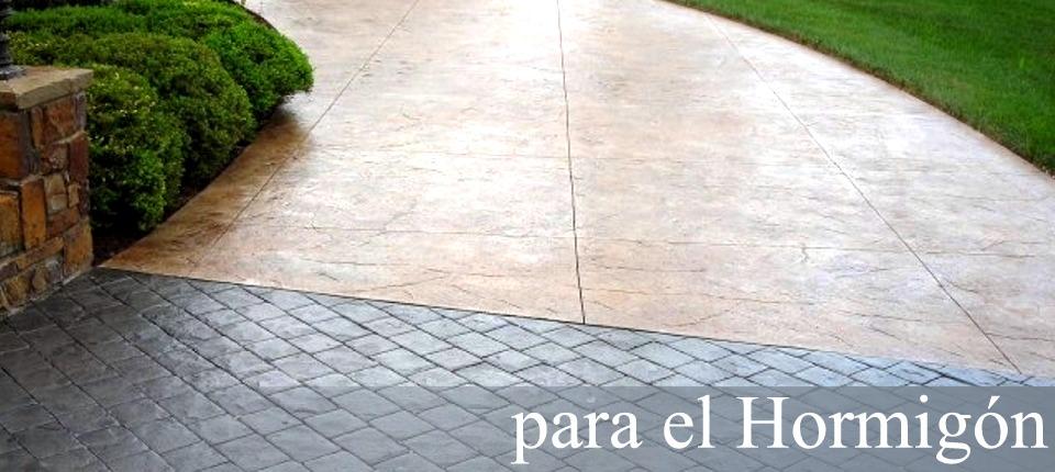 productos para proteger el hormign y los derivados cementosos