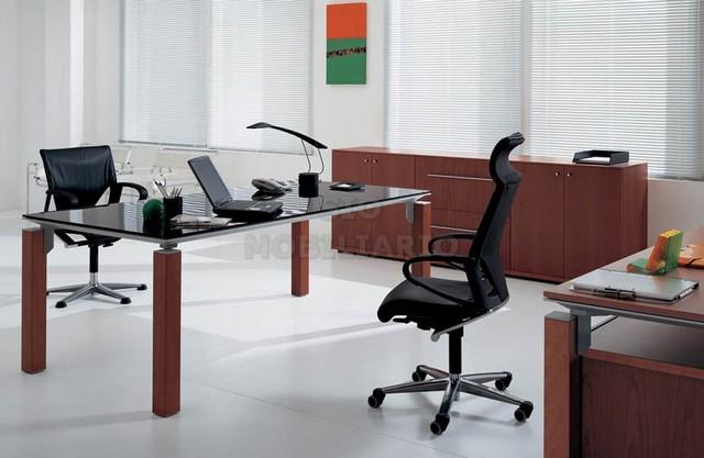 SIO Mobiliario Oficina Madrid - Mesa Despacho AGORA