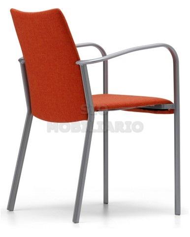 Sio mobiliario oficina madrid silla de reuni n sevilla - Sillas oficina sevilla ...