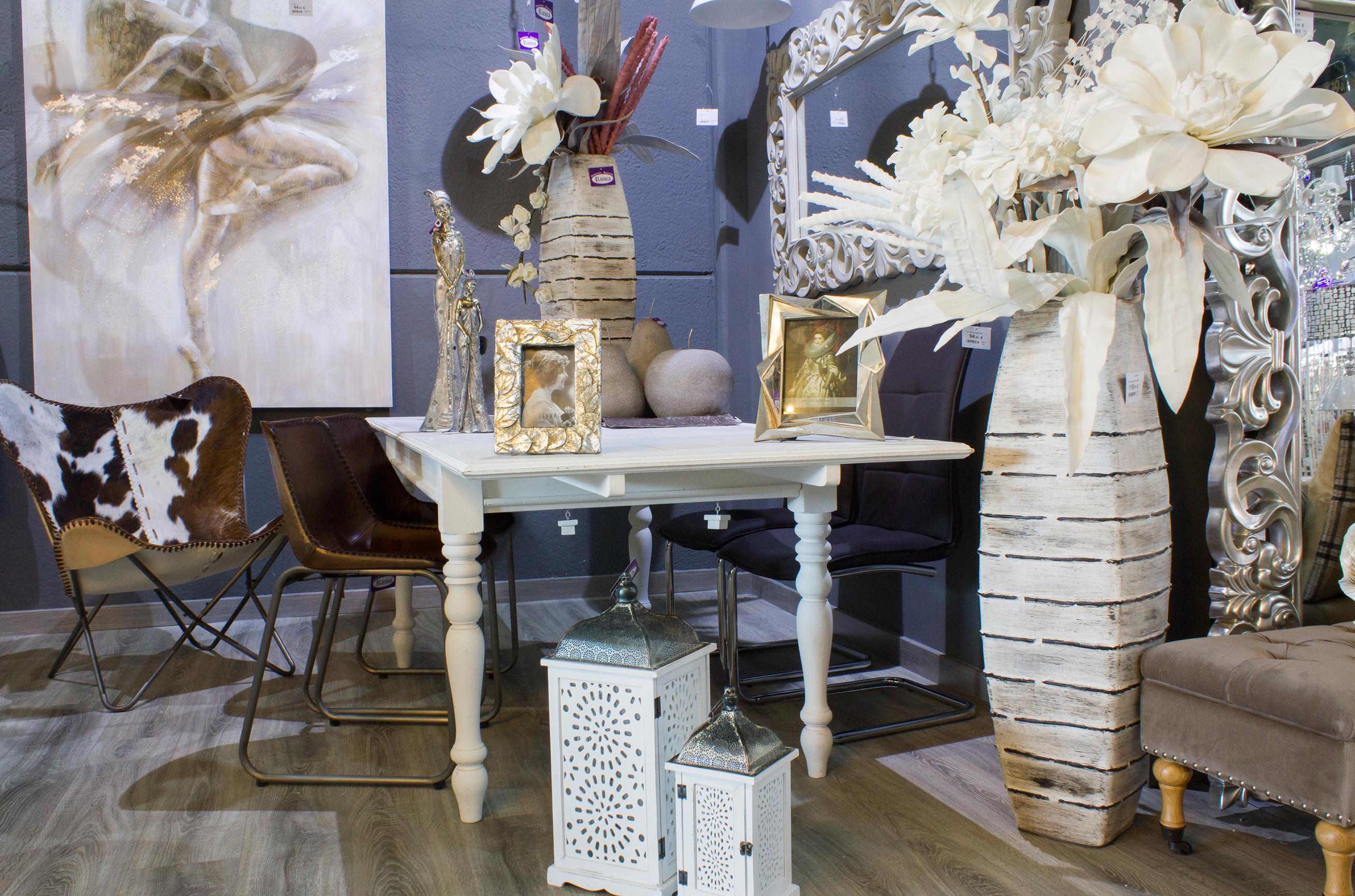Muebles y decoraci n en las rozas l mparas roma - Lamparas y decoracion ...