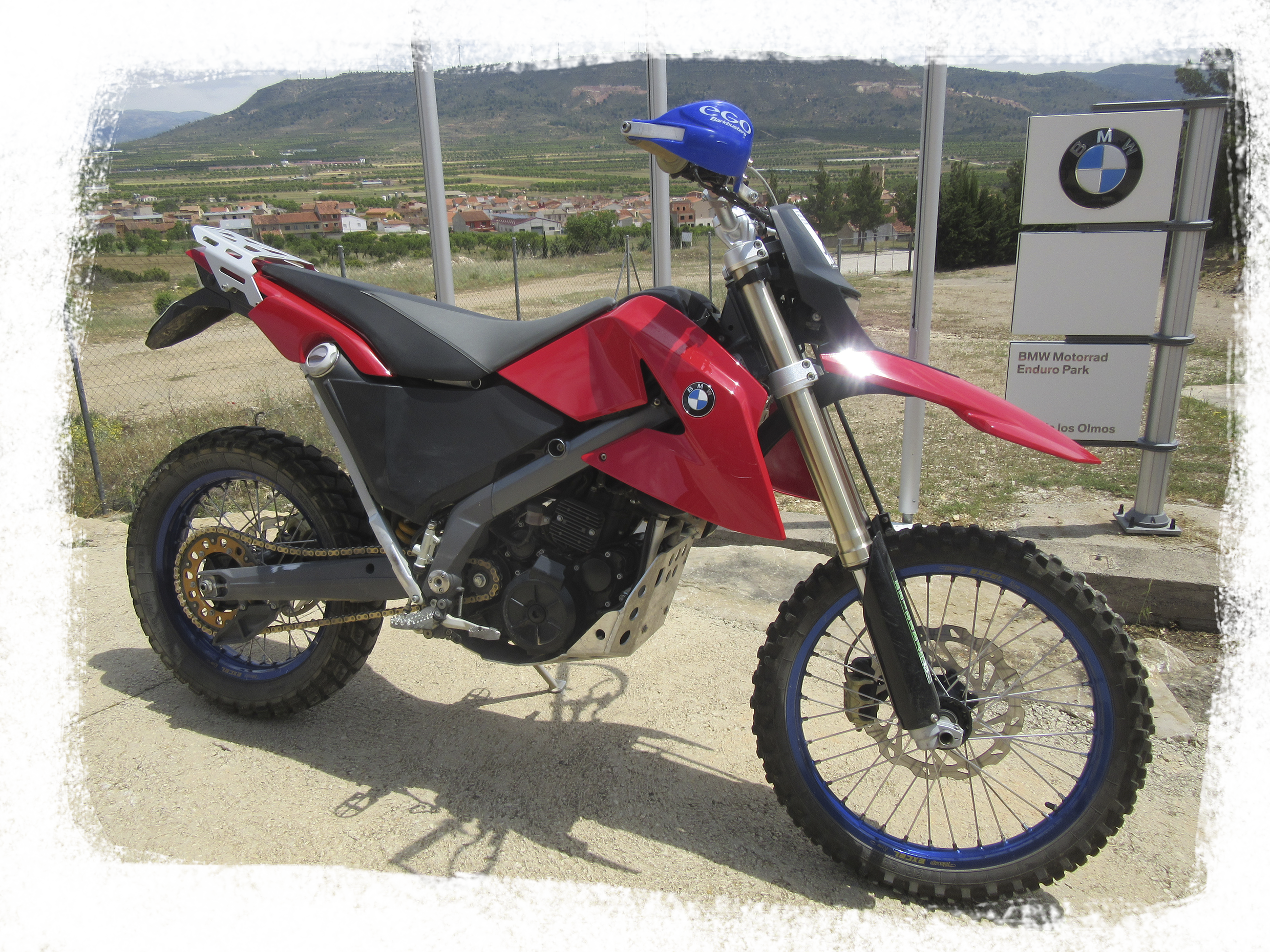 BMW G-650 Xchallenge (off-road)