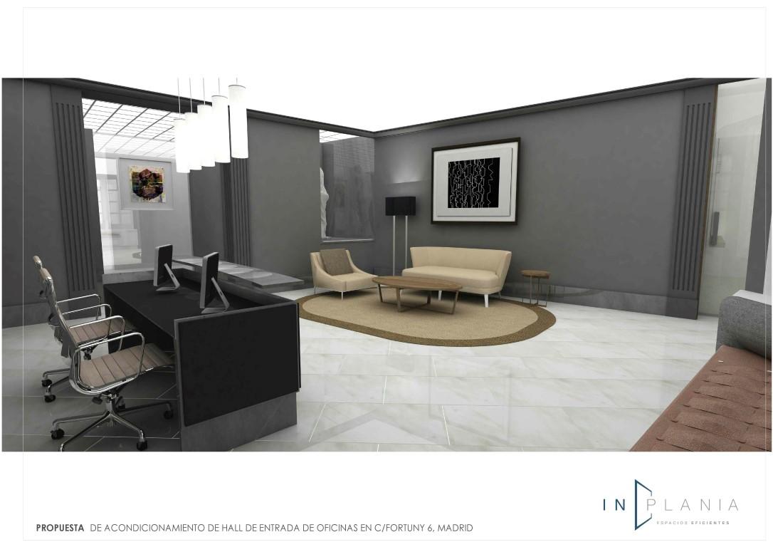 Diseo interior oficinas top diseo interior cocina with for Oficinas nike madrid