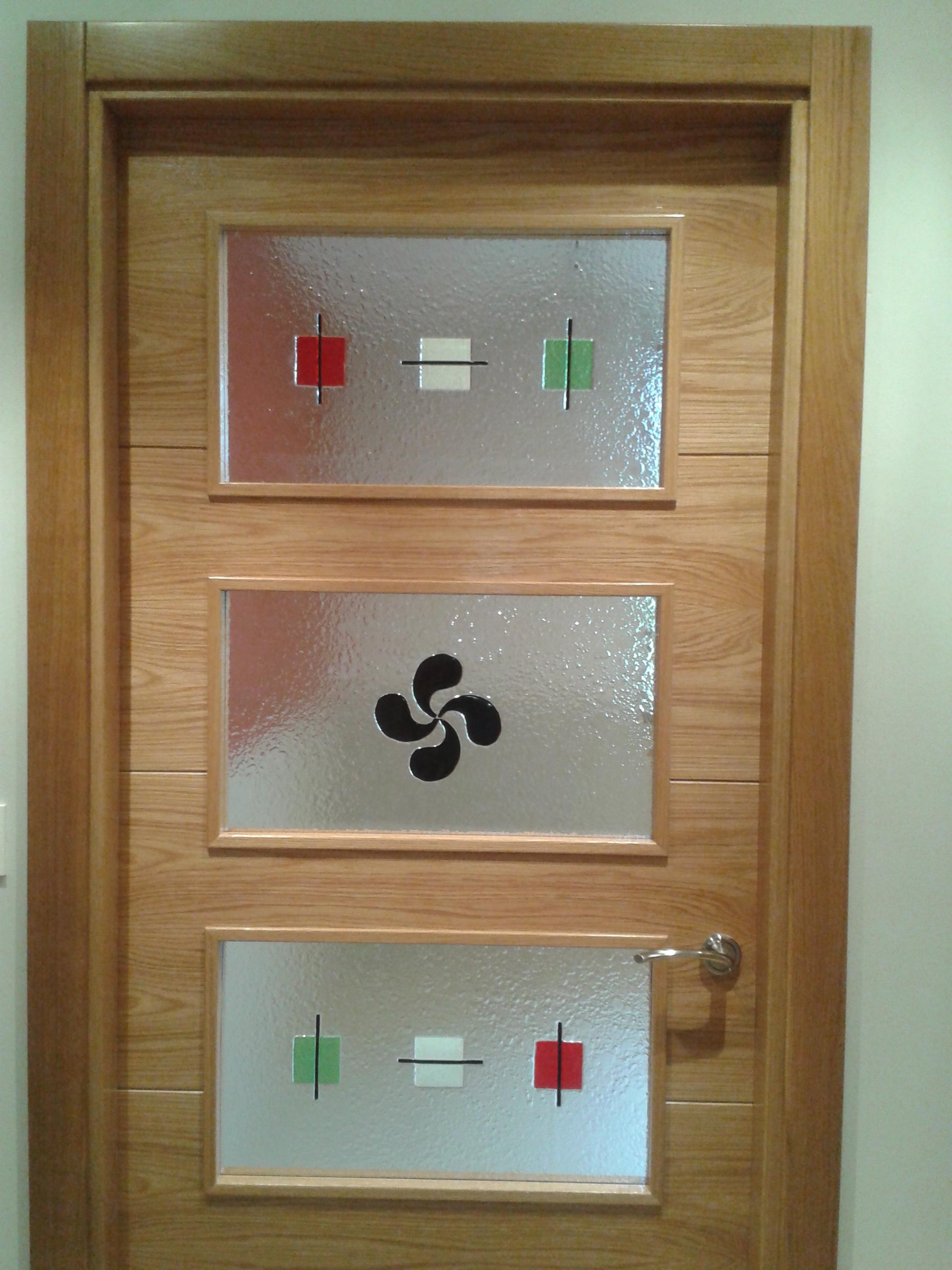 Cristales biselados para puertas cheap puerta with cristales biselados para puertas affordable - Cristales de puertas ...