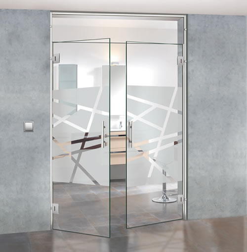 Arrasate kristaldegia for Disenos de puertas de vidrio