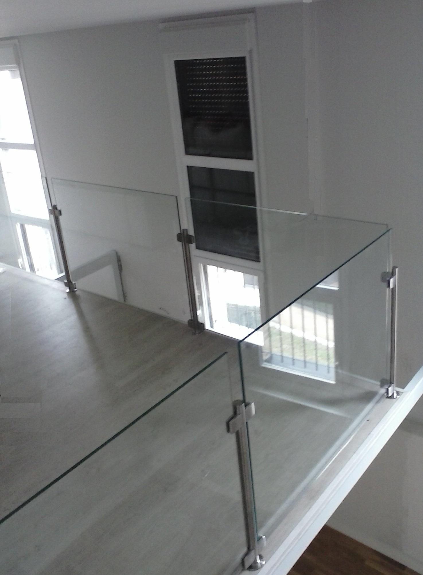 Vidrios Para Balcones. Excellent De Vidrio Templado Y Aluminio ...