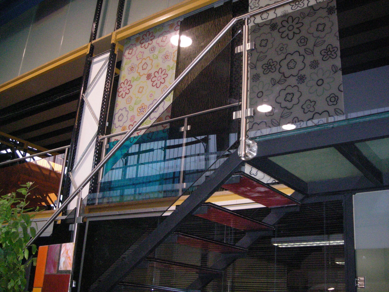 Vidrios Para Balcones. Affordable Yudi Ss Balcn Pasamanos De Acero ...