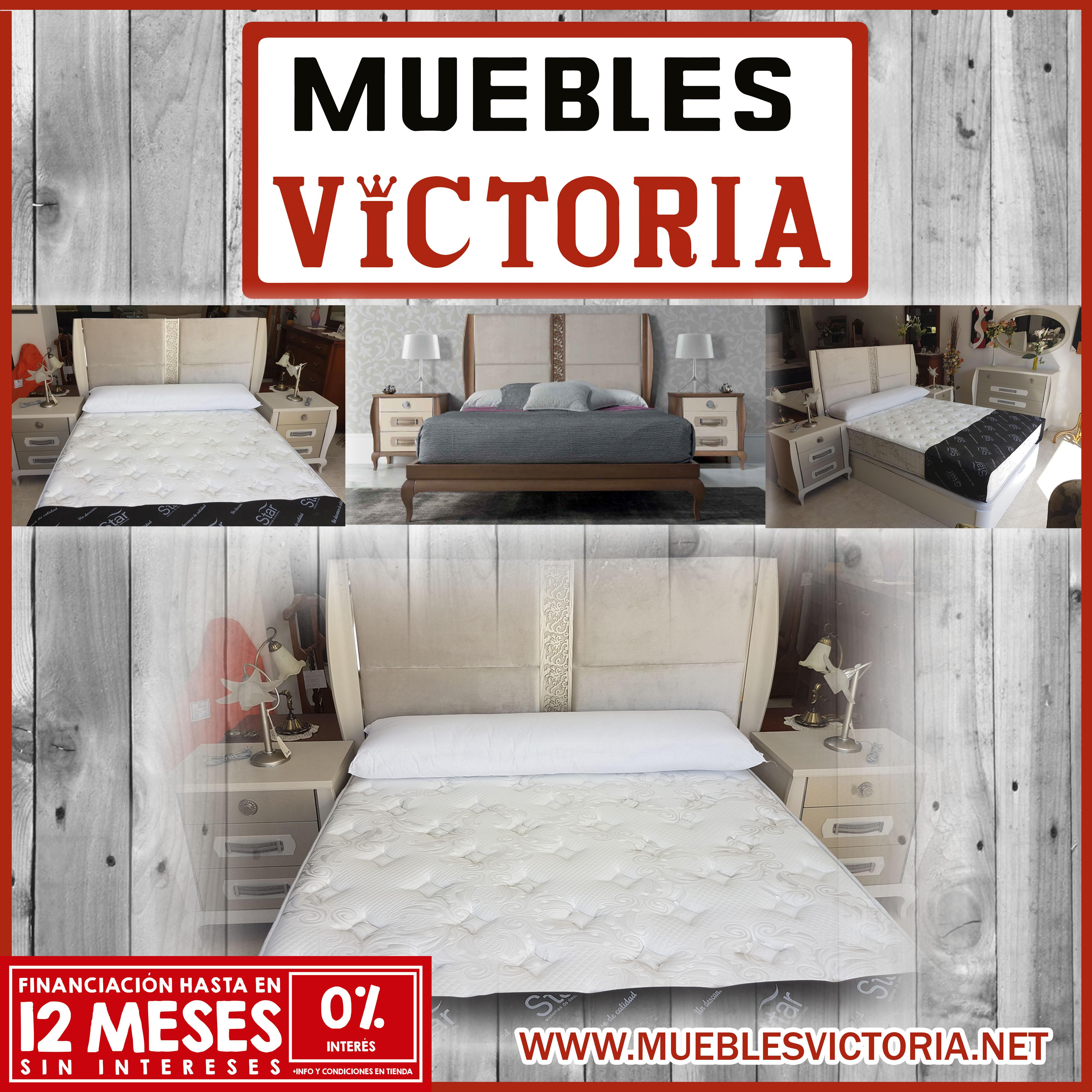 Muebles victoria tienda especializada en muebles y for Muebles en murcia baratos