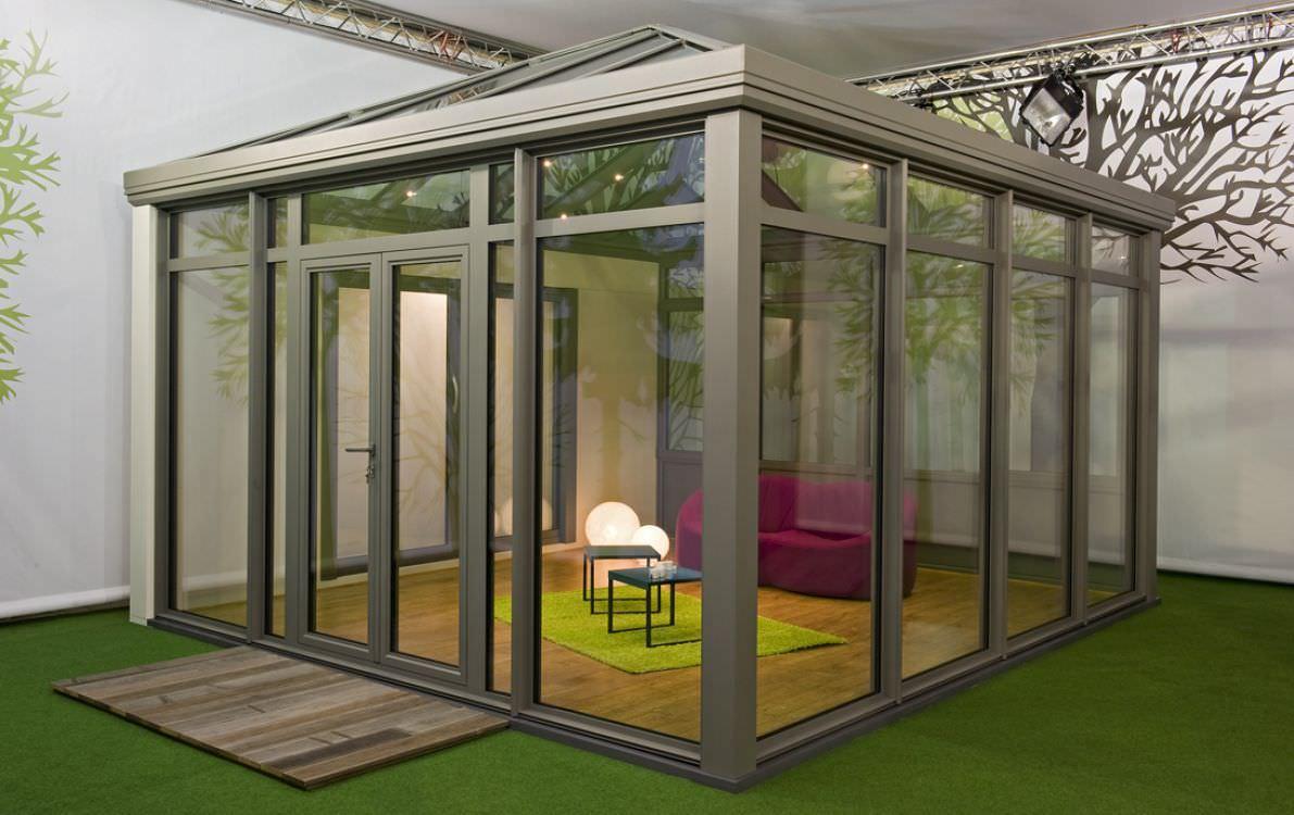 Cerramiento De Terrazas Aluminio Cool De Terrazas De Porches De