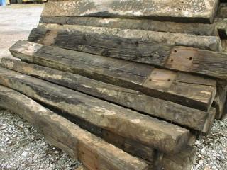 Traviesas de madera - Vigas de madera baratas ...