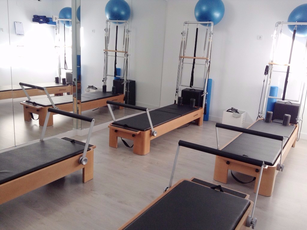 pilates con maquinas madrid