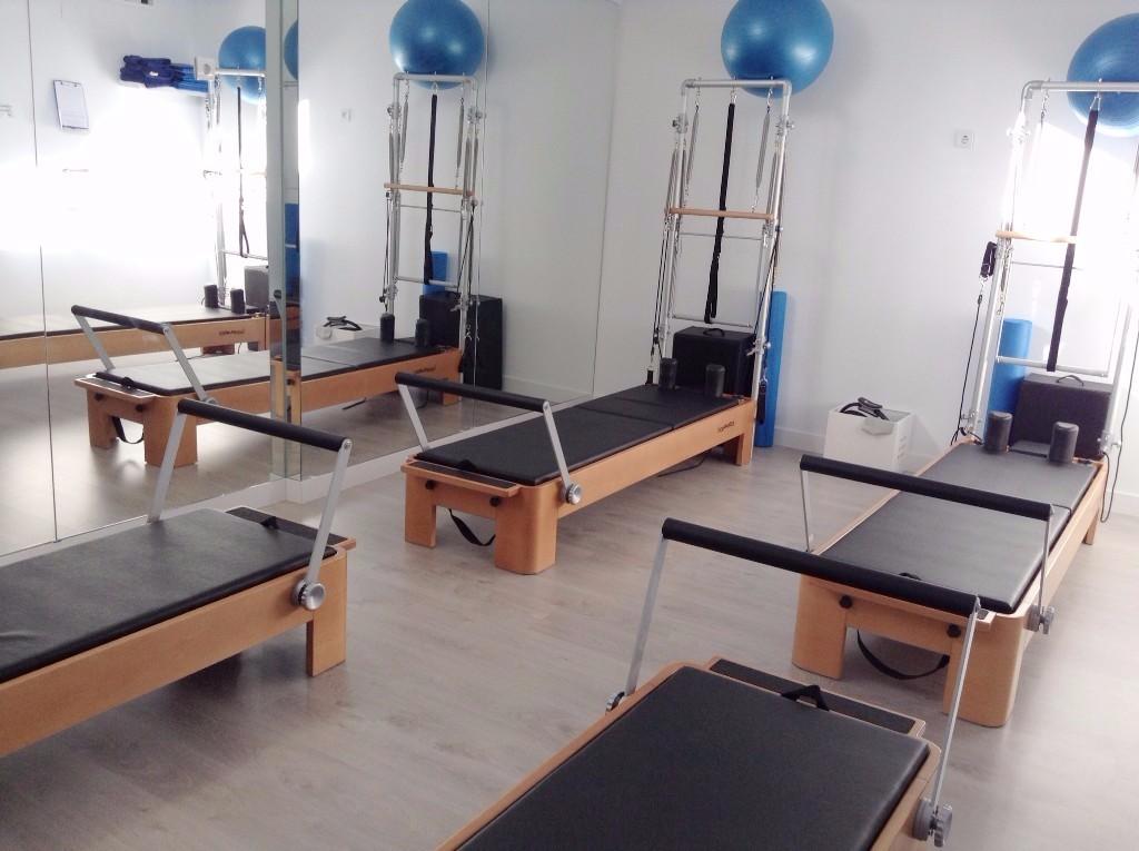 pilates con maquinas madrid
