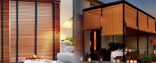 Home page - Persianas venecianas de madera ...