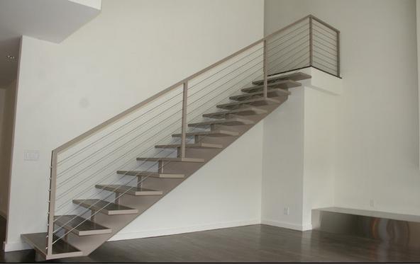 Barandales Interiores Imgenes De Escaleras Y Barandales En Acero