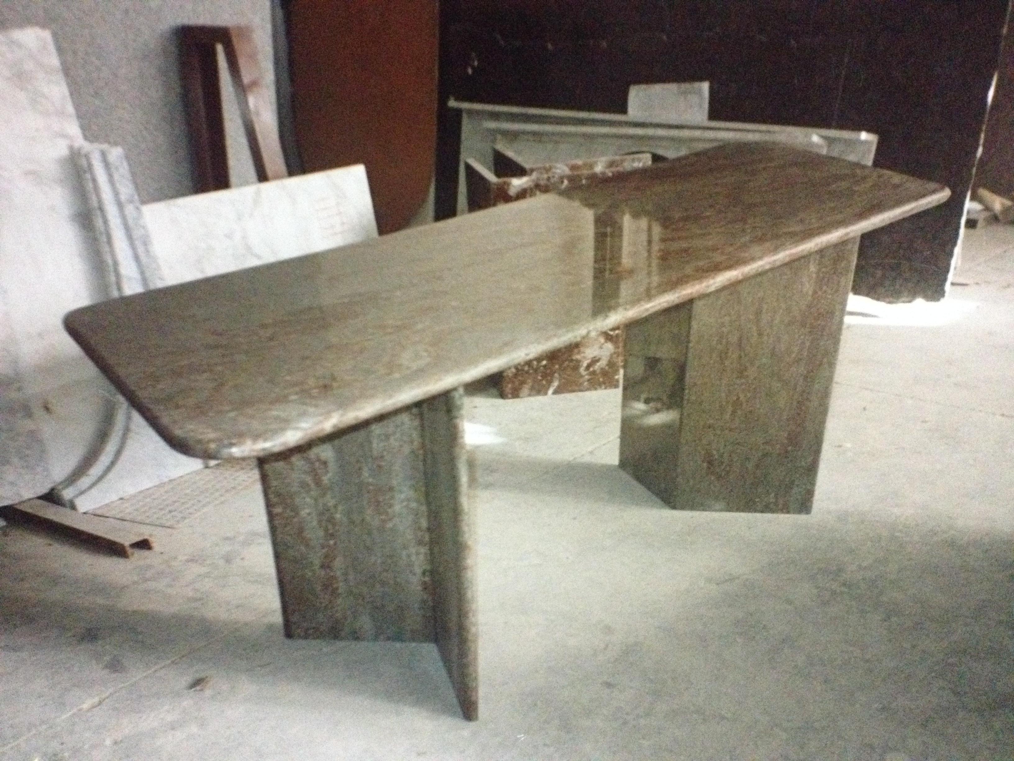 Mesas - Mesa de granito ...