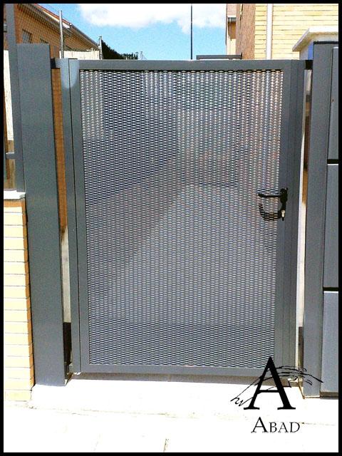 Puertas de forja exterior ms de ideas increbles sobre for Puertas metalicas exterior