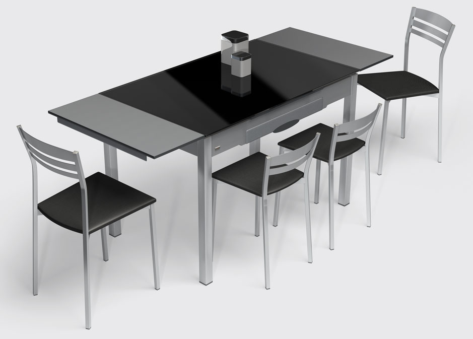 Muebles   Cómo distinguir los tipos de mesas de comedor