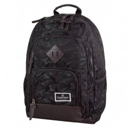 Unit Jacquard Army Black