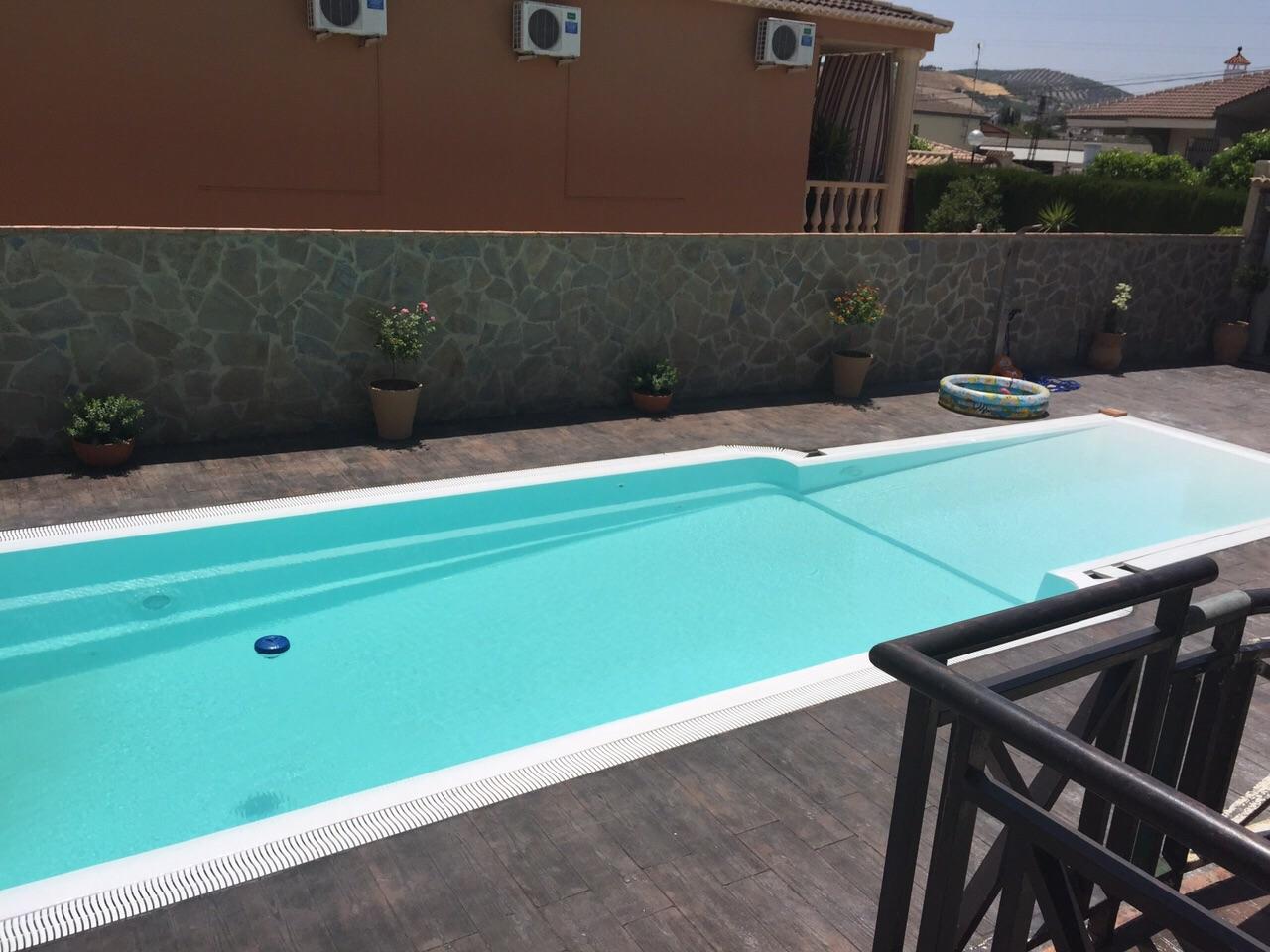 piscinas prefabricadas de poliester poliestersur